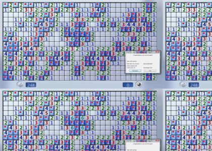 OMG! Vista Minesweeper