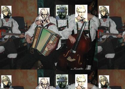 Metal Gear Polka