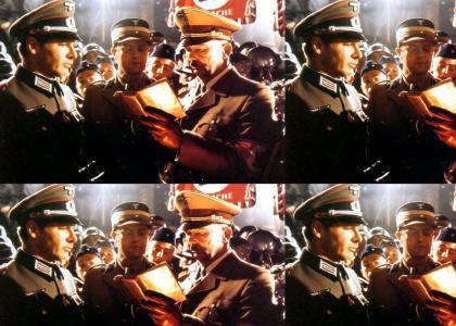 Indiana Jones meets Hitler