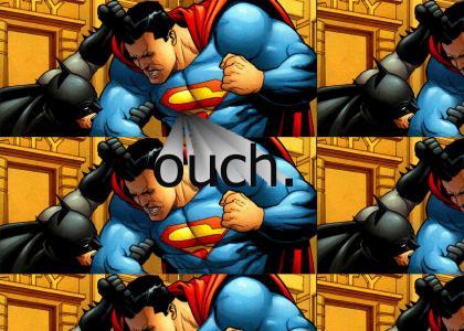 Batman BITES.