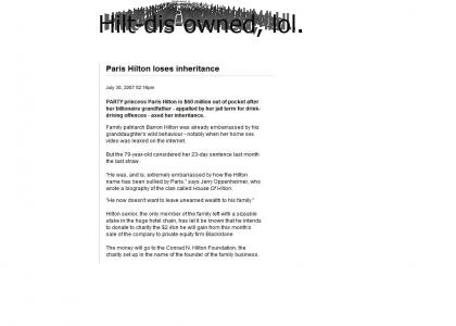 Hiltowned