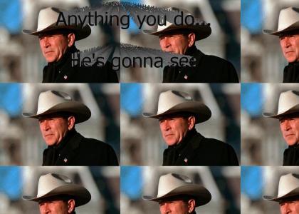 George W. Bush, Texas Ranger