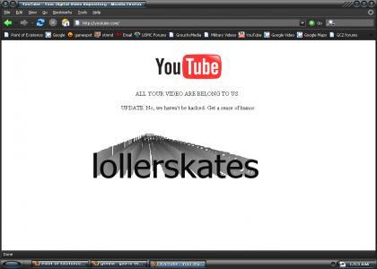 Youtube is watching ytmnd