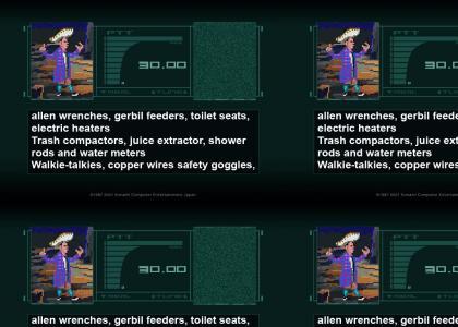 Metal Gear Everything