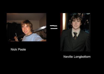 Nick is Neville