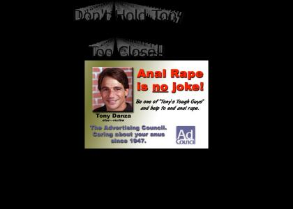 Anal Rape Is No Joke