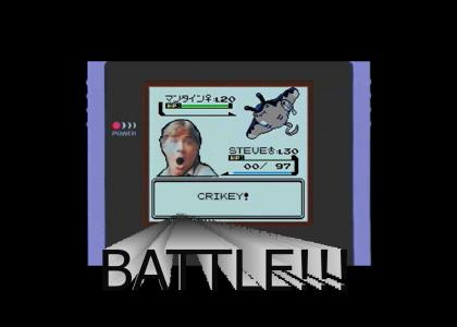 BATTLE!!! [Crickey!]