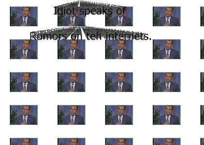 Bush hates you