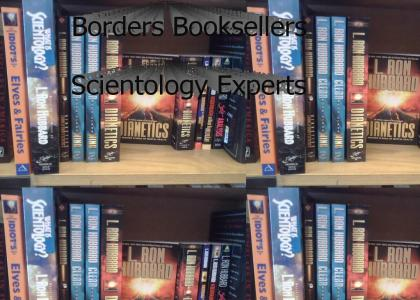 Borders: Scientology Experts