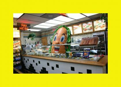 COLDCUTCOMBOTMND: An American Hero Stops by for a Footlong Cold Cut Combo on Wheat