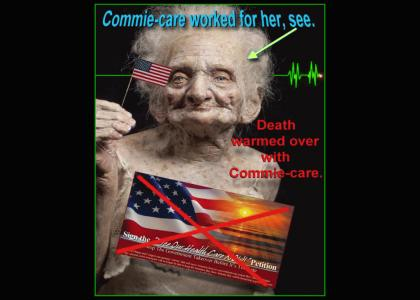 Commie-care...!