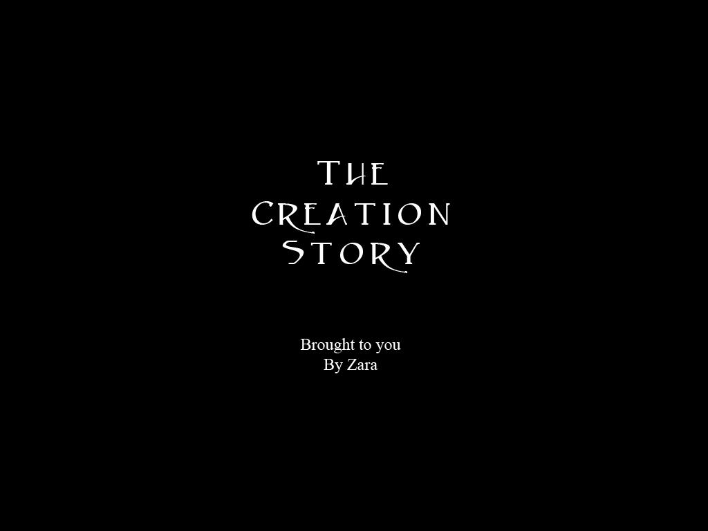 creationstory