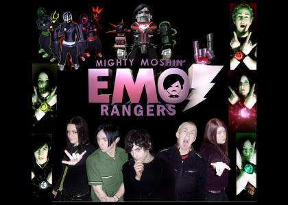Go Go Emo Rangers