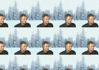 ~ Walken In A Winter Wonderland ~