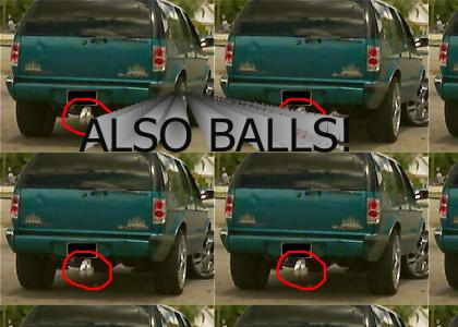 Riding spinners.. also BALLS?