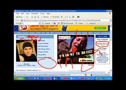 Myspace is SATAN!!