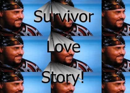 Brian Peppers Survivor Love Story