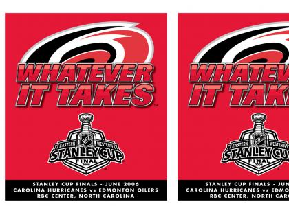 Whatever it takes- Go Canes