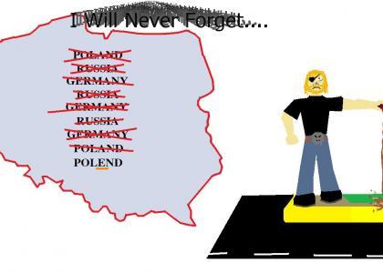 I pour one out for Poland (No ear rape)