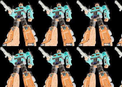 Autobot Rock