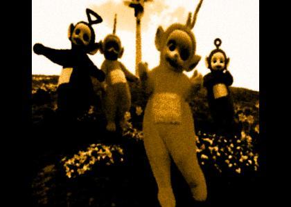 Photoshop Filters + Silent Hill = Eerie YTMND