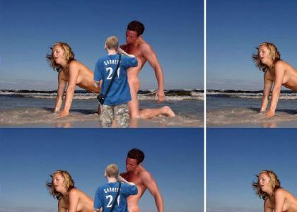 prairiedogeric10 visits a nude beach