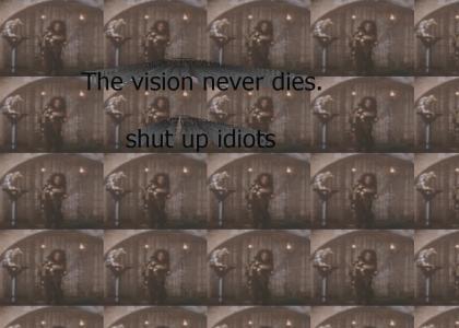 Dio Has A Sword