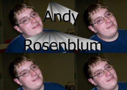 Meet Andy Rosenblum