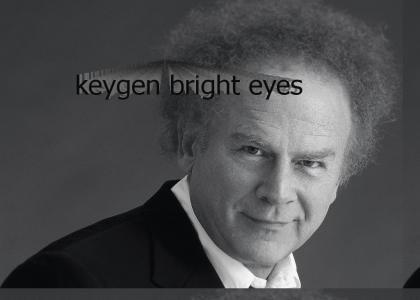 Keygen Bright Eyes