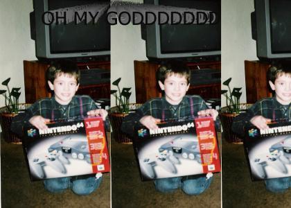 I'M the N64 kid