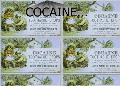 Cocaine for kids?!?!?!