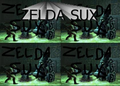 Mega64 ZELDA SUX!!1