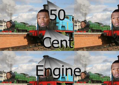 Thomas the 50 Cent Engine *NOW WITH DRE*