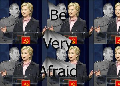 Hillary Finds a Running mate