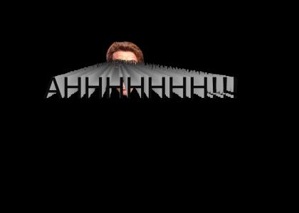 Arnold yells at you in 3-D!!!