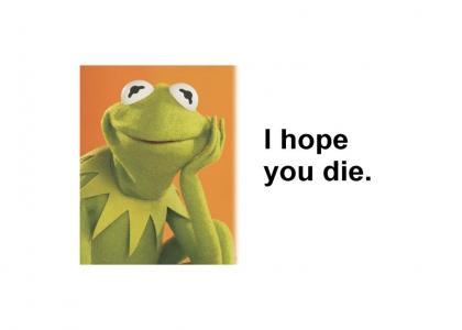 Kermit Speaks.
