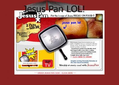 Jesus Pan
