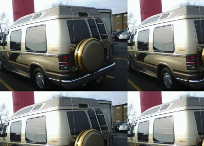 Superfly Van