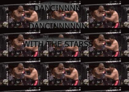 RASHAD DANCES WITH THE STARS