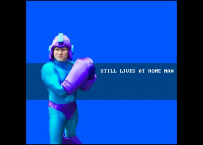Rejected Megaman #37894