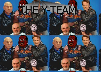 The Y-TEAM (updated the n*g*a)