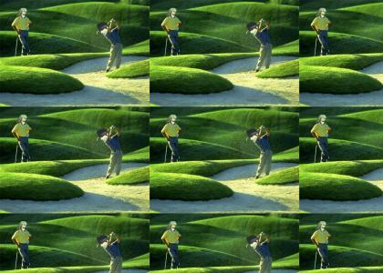 Metalgear Solid Golf - Twin Hackers