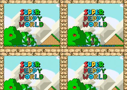 Super Barrel Roll World