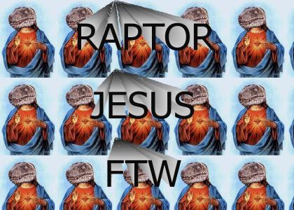 Our Raptor Jesus