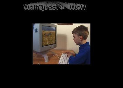 Wolf Quest > WoW