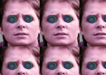 McFly Is Mesmerized!