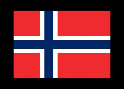 Never forget Norway