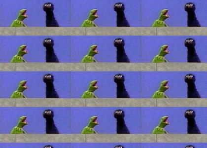 No Means NO, Grover!