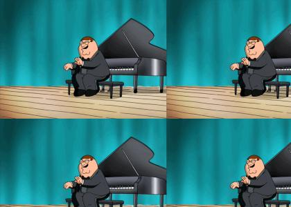 Peter Griffin vs. Piano