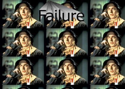 scarecrow fails